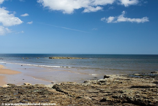 Warkworth Beach